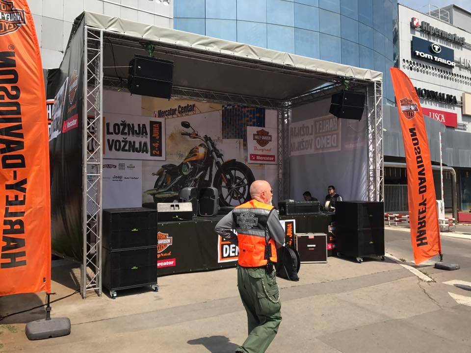 Harley Davidson Demo Vikend